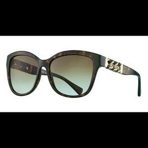Coach HC8156Q Tortoise Sunglasses